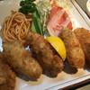 お食事処 とんとん 奈良香芝店 - 料理写真:2016/10/29  とんとんのカキフライ大好き‼︎