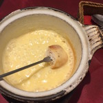 58150708 - 【ランチ】チーズフォンデュランチ 1300→毎週木曜1000円(税込)