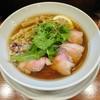 麺者屋 ちくわ - 料理写真:澄 醤油 750円
