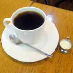 カンタベリー - ジャーマンモーニング680円熱々のコーヒー