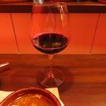 ワインバル DOLCE VITA - チリのカベルネ・メルロー。