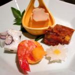 新三浦 ガーデン - 前菜