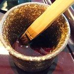 カトーズ ダイニングアンドバー - KATO'S DINING & BAR @赤坂見附 江戸 Premium 刷毛付き醤油
