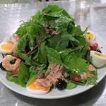 ピッツァマン オオイマチ - ニースサラダ1,350円