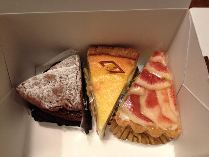 ハルキ洋菓子店 栗平店