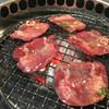 炭火焼肉 びんびん - 料理写真:牛タン塩からびんびん参ります
