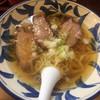 自慢亭 - 料理写真:チャーシュー麺S ¥780