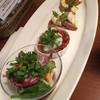 クラッカ イタリアン - 料理写真:前菜です♬