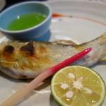 櫻バー - 鮎の塩焼き