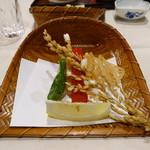大正屋 - 天ぷらも・・・
