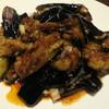 台湾料理 百香軒 - 料理写真:乾煸茄子