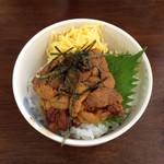 お食事処 大漁 - ウニ丼 980円