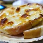 わいわい - 県産りんごチーズ焼き