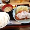 とん喜 - 料理写真:おろしカツ定食 850円