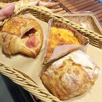 ブーランジェリーニシノ - 購入パン
