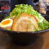 麺や はやぶさ - 料理写真:野菜200gラーメン