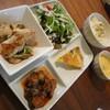 カフェ カシム - 料理写真:日替わりランチ