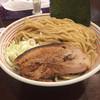山麺 - 料理写真:辛つけ麺850円300グラム