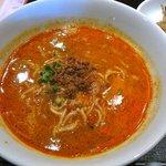 CANAE China 福龍 - 坦々麺@2010/11