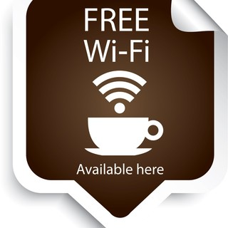 無料WIFI&電源有ります