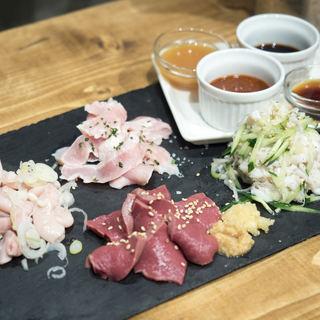 【備長炭】でプロが焼き上げる、串焼き&肉料理