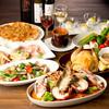 タント タント オステリア - 料理写真:忘年会の宴会プランができました。