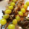 串源 - 料理写真:銀杏、ハツ、皮…どれも最高‼︎(๑˃̵ᴗ˂̵)