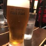 スープカリー ヒリヒリ2号 - ビール