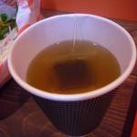 ジューシー バインミー - ハス茶