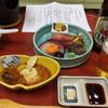 ふる川 - 料理写真:ひと風呂浴びて今宵の宴会場へ・・・