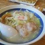 8番らーめん - 料理写真:野菜塩