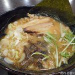 G麺 ふじもり  - こってり魚介豚骨ラーメン