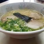 大鵬軒 - 料理写真:ラーメン430円嬉しいありがたい美味しい♡