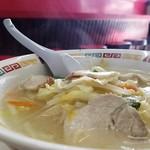 大鵬軒 - 料理写真:野菜や肉からあふれ出る旨味がスープとコラボして深いい