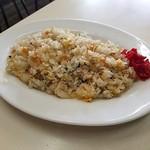 大鵬軒 - 料理写真:とんこつの味わいそのままに焼き飯