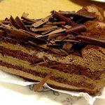 不二家 - チョコ生ケーキ