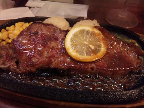 ステーキのくいしんぼ 入谷店