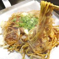 福えびす - モチコシ生麺!釜あげ焼そば