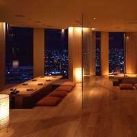 【新年会にも◎】ご予約はお早めに!夜景が見える人気の個室空間