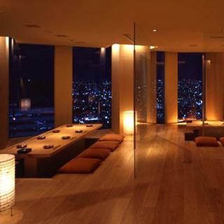 【歓送迎会に◎】ご予約はお早めに!夜景が見える人気の個室空間