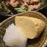 魚・オイルしゃぶしゃぶ 和達 - 上州せせらぎポークの生姜焼き850円小鉢
