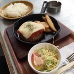 Cafe&Diner カリフォルニアカフェ - ハンバーグランチ
