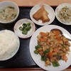 四季香 - 料理写真:選べるランチ(四川風鶏肉炒め)680円