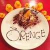 カフェ パンプルムゥス - 料理写真:11月限定★オレンジショコラパンケーキ