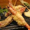 天串と海鮮の店 はれ天 - 料理写真:定番以外にもその日だけの日替わり天串も!
