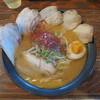 すみれ - 料理写真:新・味噌Ⅱ 半分チャーシュー 麺大盛