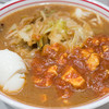蒙古タンメン中本 - 料理写真:2016.11 蒙古タンメン(800円)+茹で玉子(クーポン)