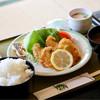 うお茂 - 料理写真:カキフライ御膳セット