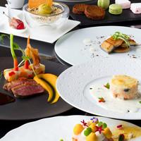 モダンガストロノミーを追求する洗練されたフランス料理