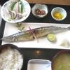 佐島かねき - 料理写真:秋刀魚定食